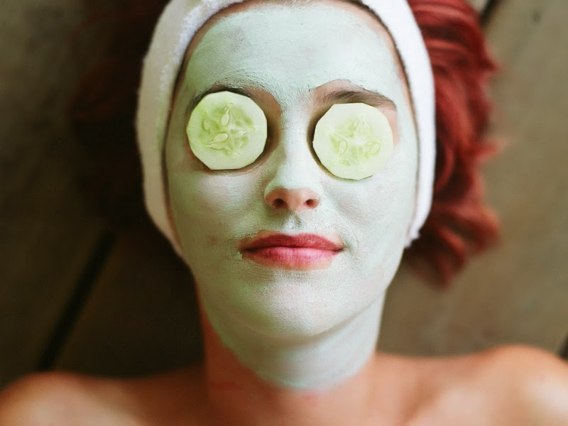Three Simple At Home Face Masks Straight From Your Kitchen